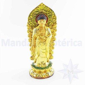 Buda Espelhado Ouro A