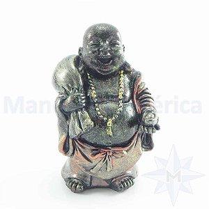 Buda Sorridente Ouro Purpura C