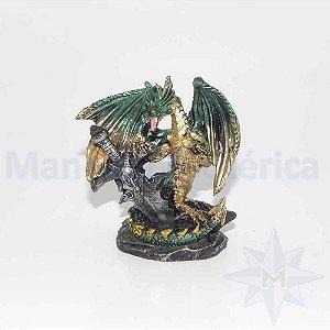 Dragão com Espada D