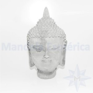 Cabeça de Buda Pedra