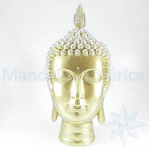 Cabeça de Buda Dourada