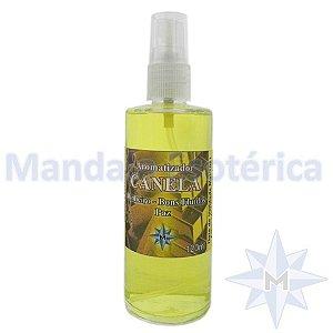 Aromatizador de Ambiente em Spray - Perfume de Canela