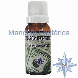 Essência Mandala Esotérica Chama Dinheiro