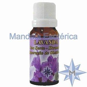 Essência Mandala Esotérica Aroma de Lavanda