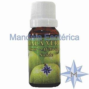 Essência Mandala Esotérica com perfume de Maçã Verde
