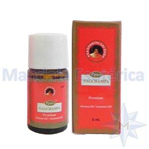 Essência Indiana no Aroma Nag Champa Premium