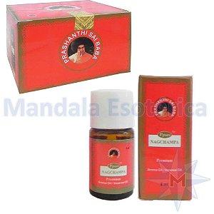 Essência Indiana no Aroma Nag Champa Premium Caixa com 12