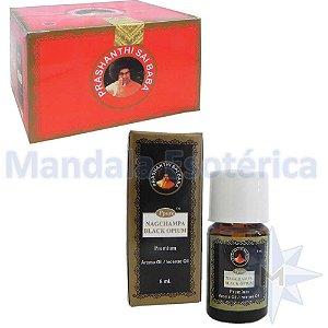Essência Indiana no Aroma Opium Black caixa com 12