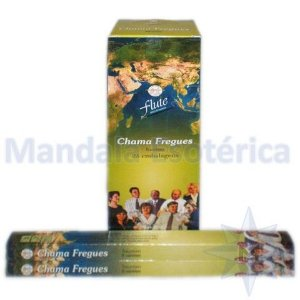 Incenso Flute Box Chama Fregues