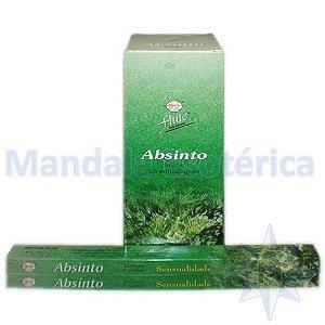 Incenso Flute Box no Aroma de Absinto