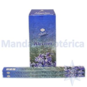 Incenso Flute Box no Aroma de Alecrim