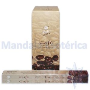 Incenso Flute Box no Aroma de Café