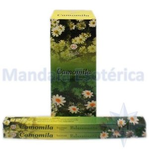 Incenso Flute Box no Aroma de Camomila