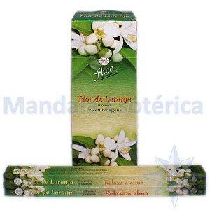 Incenso Flute Box no Aroma de Flor de Laranja