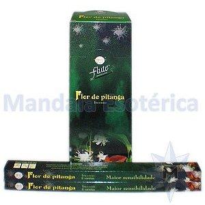 Incenso Flute Box no Aroma de Flor de Pitanga