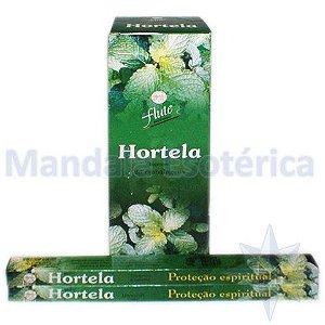 Incenso Flute Box no Aroma de Hortelã