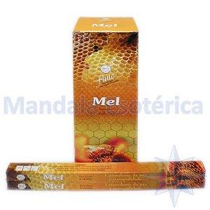 Incenso Flute Box no Aroma de Mel
