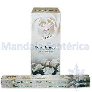 Incenso Flute Box no Aroma de Rosa Branca