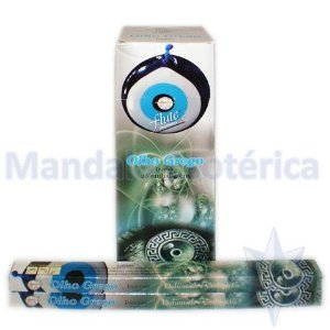 Incenso Flute Box Olho Grego