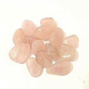 Pedra Quartzo Rosa - Pacote 200g