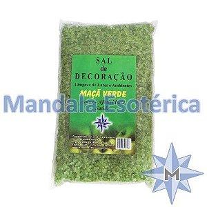 Sal de Decoração Maçã Verde