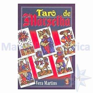 Tarô de Marselha - com 22 cartas coloridas