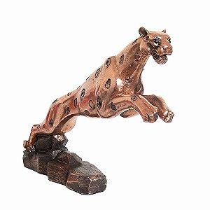 Leopardo Cobre - Médio