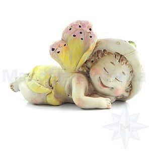 Duende deitado Amarelo B