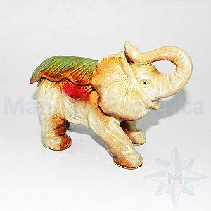 Elefante em Porcelana B