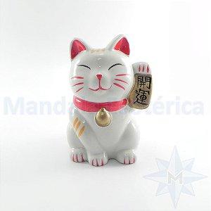 Maneke Neko Cofre Porcelana