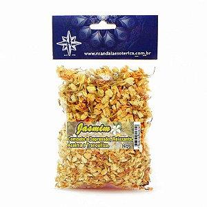 Jasmim pacote com 25 gramas
