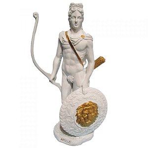 Deus Apolo - Febo Branco