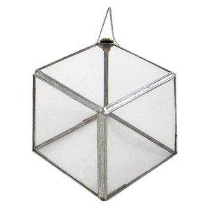 Prisma de Vidro Cubo