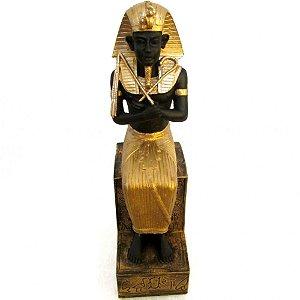 Tutankamon no trono