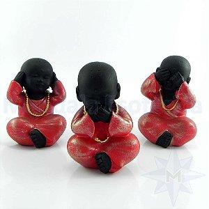 Trio de Monges Sábios
