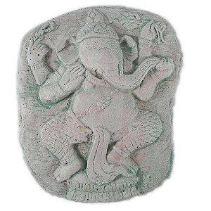 Placa com Ganesha A