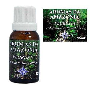 Essência Mandala Esotérica Aromas da Amazônia Floresta