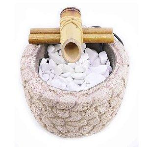 Fonte D'agua cimento celular poço