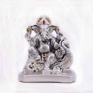 Ganesha Grande Ouro Velho