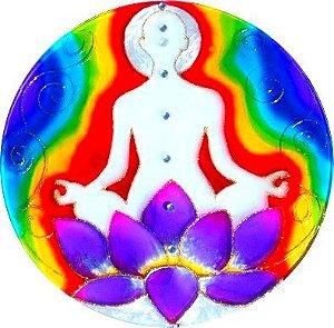 Mandala Meditação Média