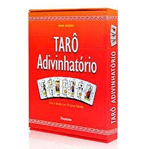 Livro - Tarô Adivinhatório (Contém 78 cartas)