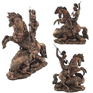 Escultura de São jorge G