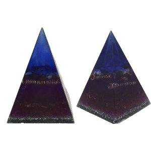 Piramide Orgonite 14 x 9
