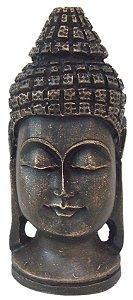Cabeça de Buda Hindu Pq.