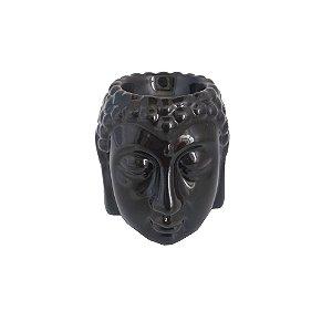 Rechô Cabeça de Buda de Cerâmica