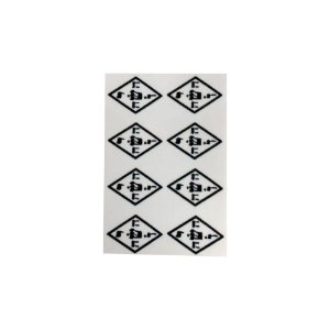 Adesivo Gráfico Yoshua pacote com 32