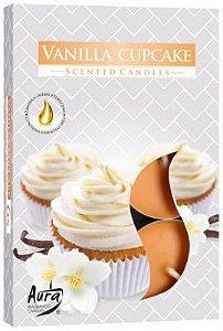 Vela T'Light Aroma Cupcake de Baunilha
