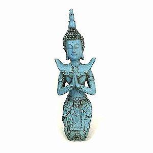 Buda Hindu Orando de Joelho