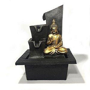 Fonte Buda Tibetano 2 Quedas - P