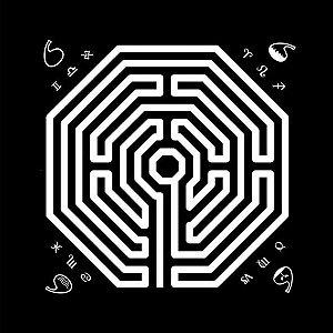 Toalha Labirinto